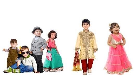 Designer Trendy Kids Ethnic Wear for Diwali 2015  f88ef307605f