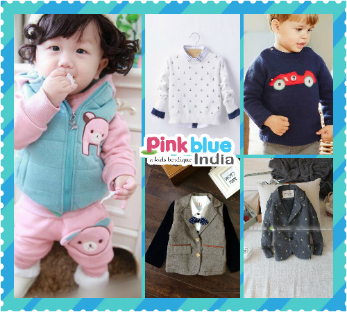 84194716f Pink & Blue India | Best shopping ideas for babies like kids ...